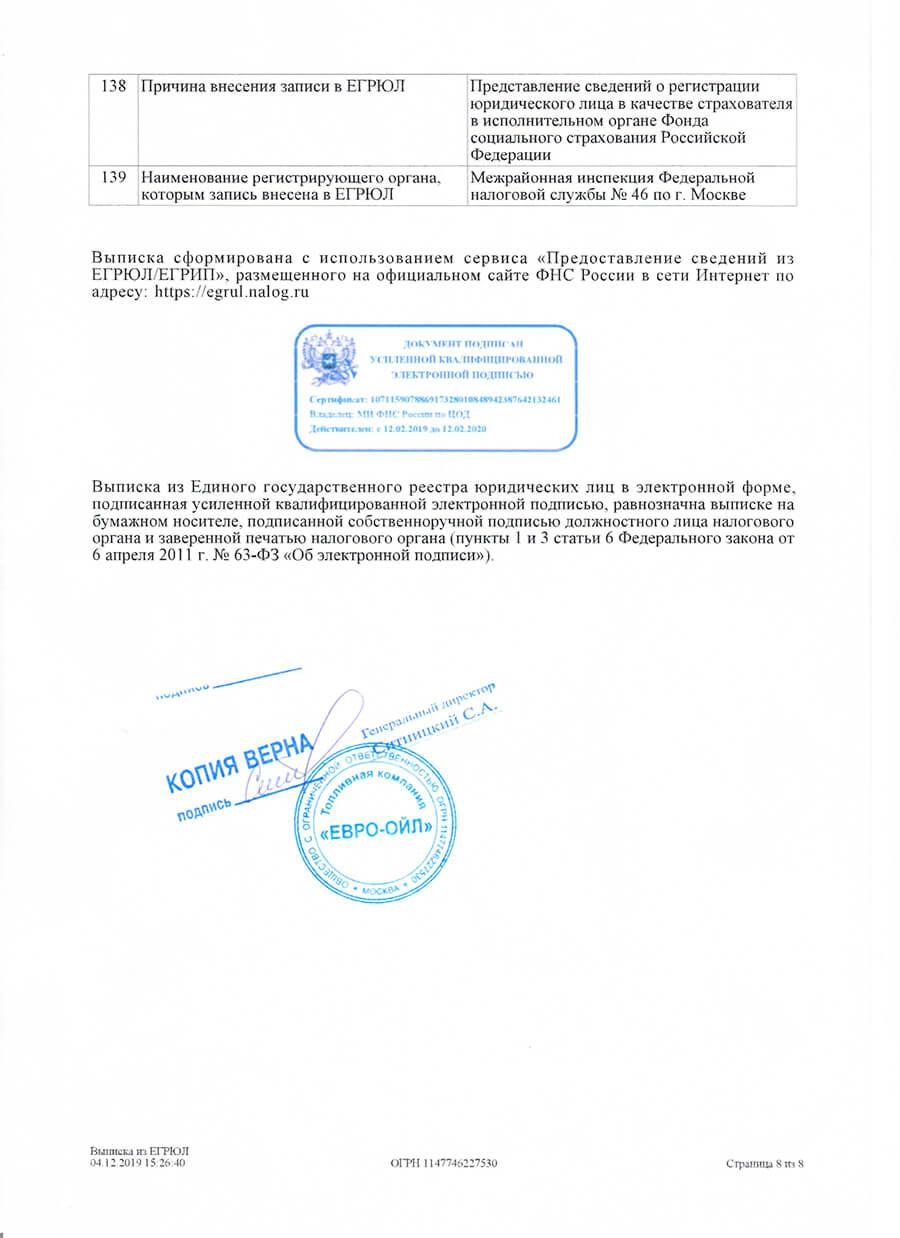Выписка с налоговой EuruOil - стр.8